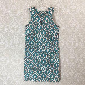 Tracy Negoshian Dresses - {Tracy Negoshian} Claire Keyhole Shift Dress XS